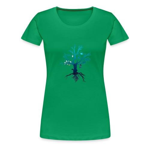 Lebensbaum - Frauen Premium T-Shirt