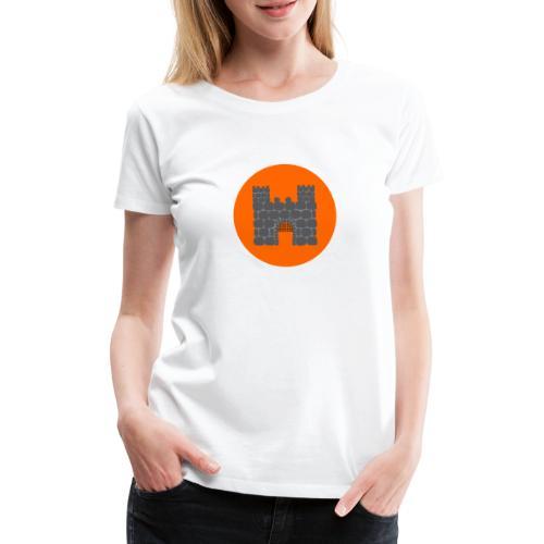 Borg - Premium-T-shirt dam
