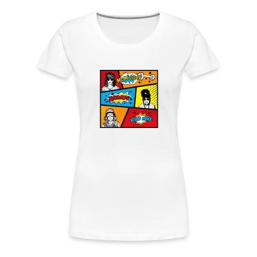 RESOLUTION - Women's Premium T-Shirt