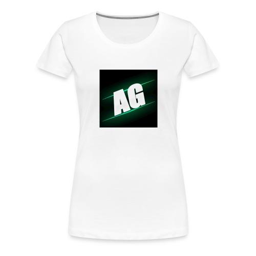 AldizGamez 4/4s Case - Vrouwen Premium T-shirt
