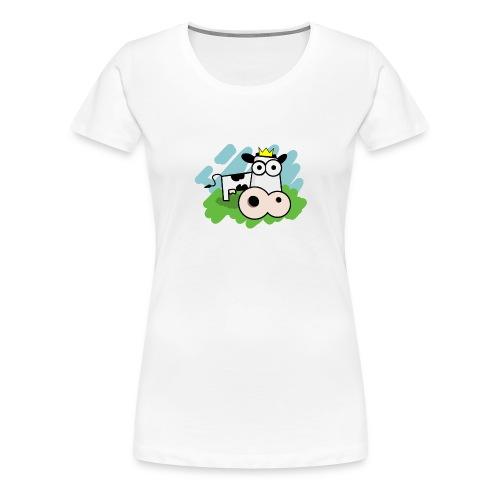 746afa439393b815596490194639ff6c9112b586 - Vrouwen Premium T-shirt