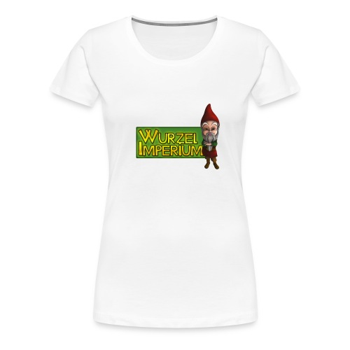 Wurzelimperium Zwerg - Frauen Premium T-Shirt