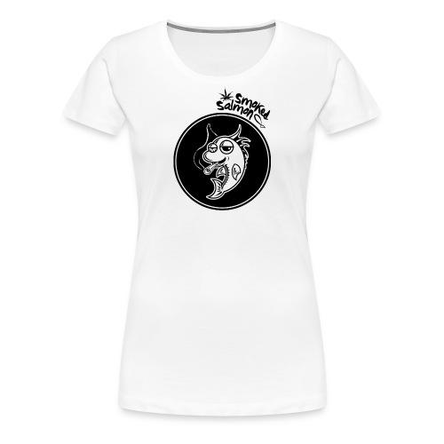 Smoked Salmon - Camiseta premium mujer