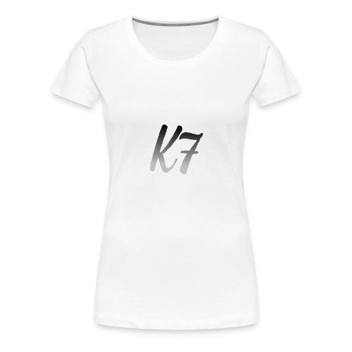 K7 - Women's Premium T-Shirt