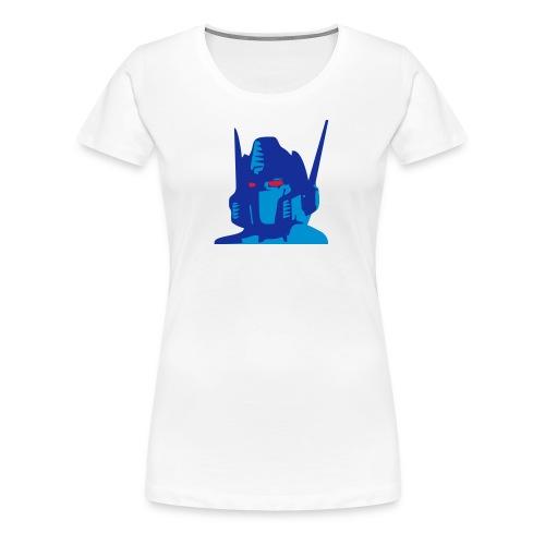 optimusthreecolour - Women's Premium T-Shirt