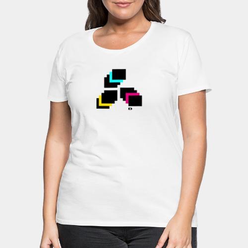 A-217 Screens - Frauen Premium T-Shirt