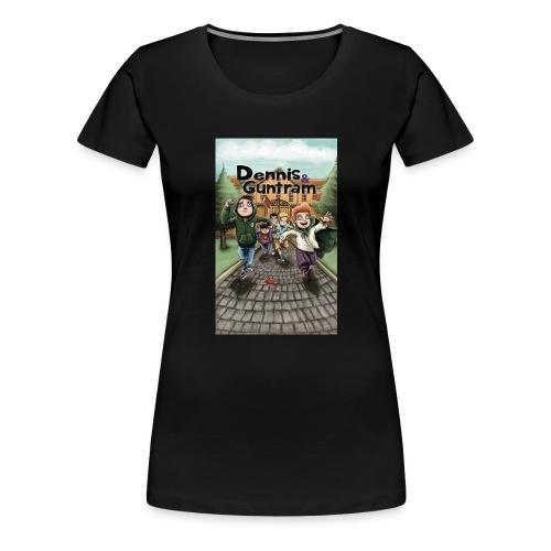 DuG-Band1-Kurztitel - Frauen Premium T-Shirt