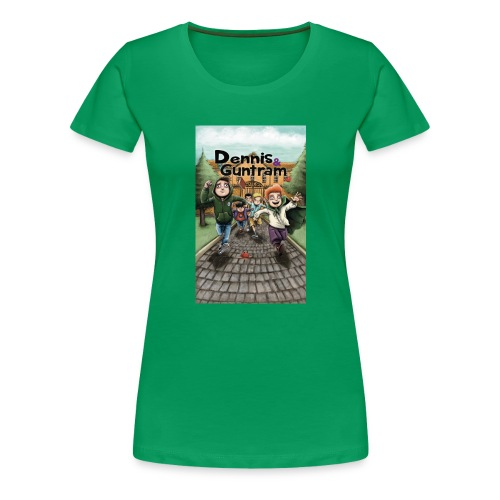 DuG-Band1-Kurztitel - Frauen Premium T-Shirt