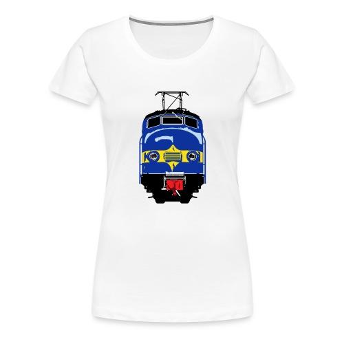 Hondekop Benelux 3 kleuren - Vrouwen Premium T-shirt