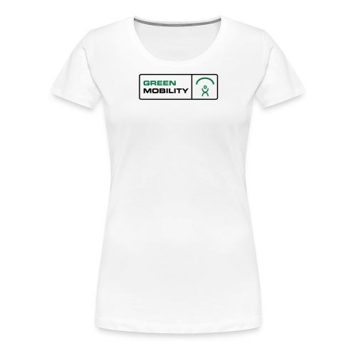neu greenmobility - Frauen Premium T-Shirt
