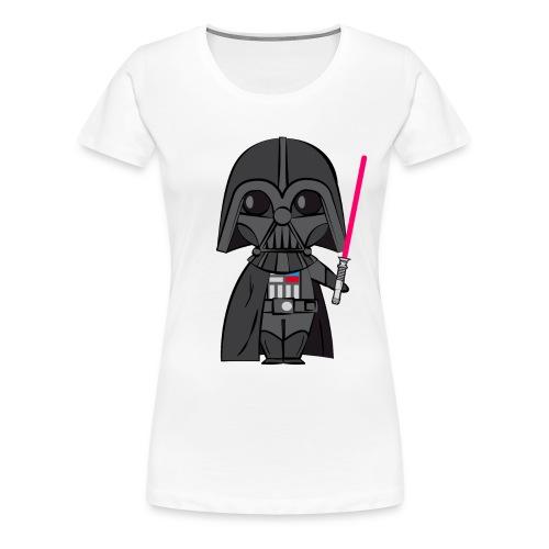 Darth Vader - T-shirt Premium Femme