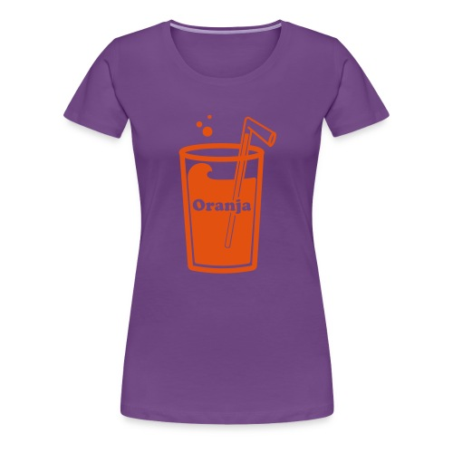 Oranja - Vrouwen Premium T-shirt