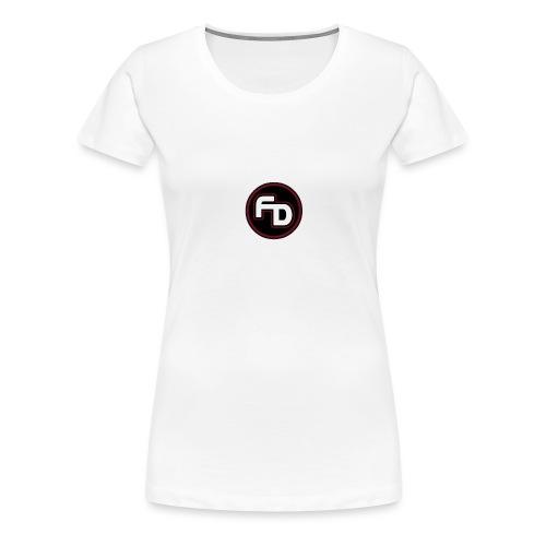 FreeDerping T-Shirt Vrouw - Women's Premium T-Shirt