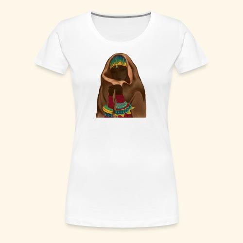 Femme bijou voile - T-shirt Premium Femme