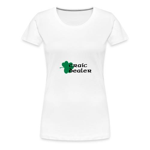 craic - Women's Premium T-Shirt