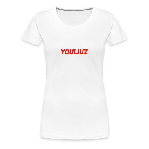 Youliuz merchandise - Vrouwen Premium T-shirt