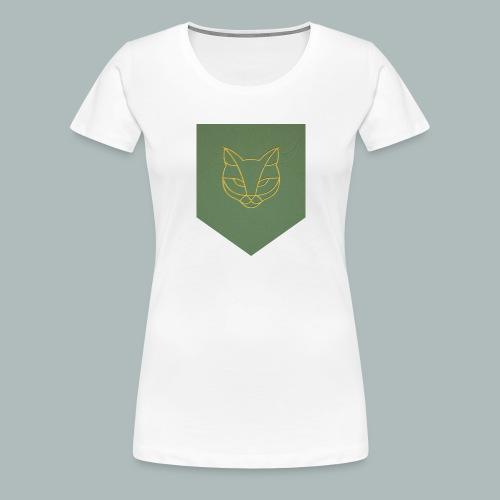 Sac à Dos Blason - T-shirt Premium Femme
