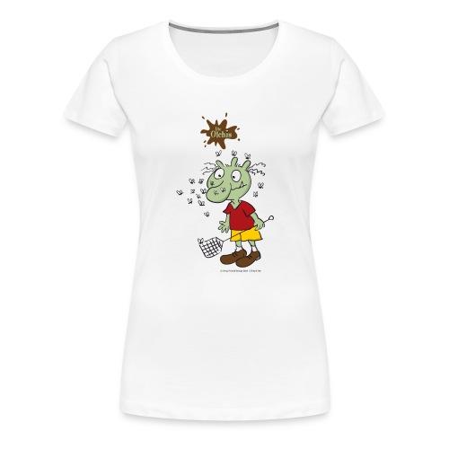 Olchis Fliegen - Frauen Premium T-Shirt