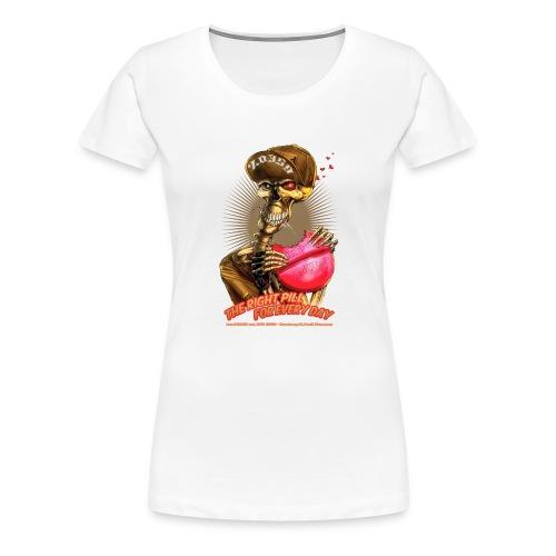 headCRASH pills 2 - Frauen Premium T-Shirt