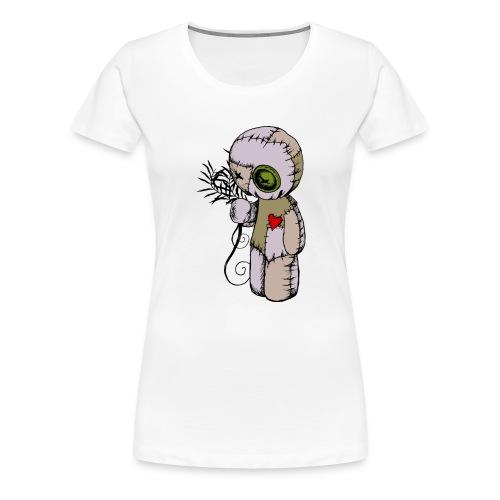 voodoo doll - T-shirt Premium Femme