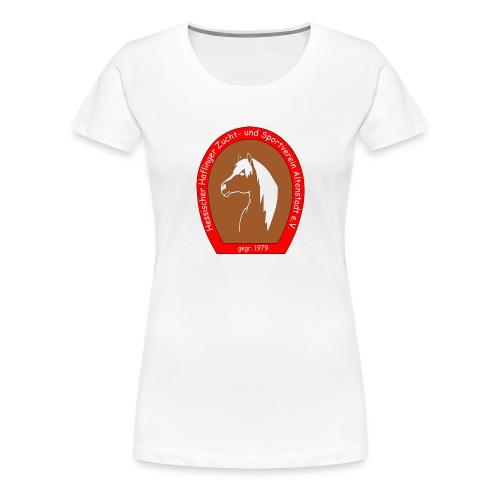 HHZSV-Logo bunt - Frauen Premium T-Shirt