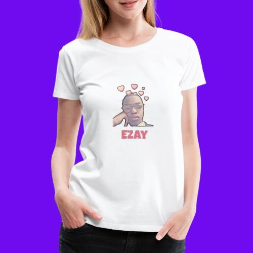 Cartoon Ezekiel - Women's Premium T-Shirt