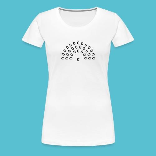 ocrhetser (weiss) - Frauen Premium T-Shirt