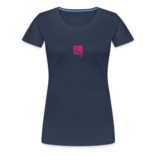 laughterdown official - Women's Premium T-Shirt