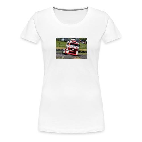 #TheBeast - Women's Premium T-Shirt
