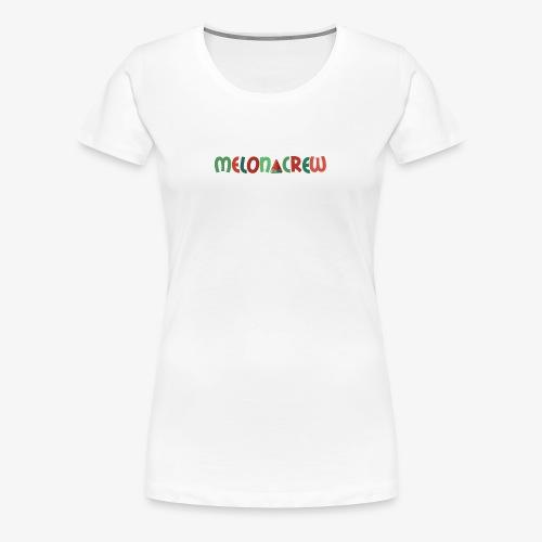 Melon Crew - Women's Premium T-Shirt