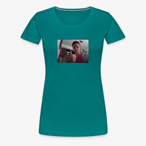 Leman974 homme - T-shirt Premium Femme