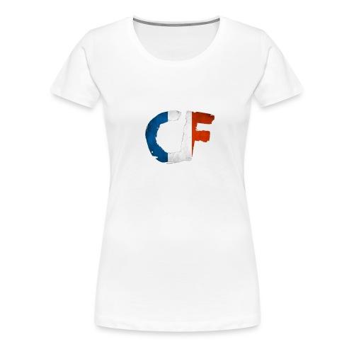 T shirt codfamilya France - T-shirt Premium Femme