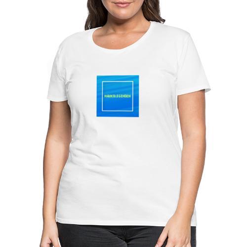 Markolegenden TikTok - Dame premium T-shirt