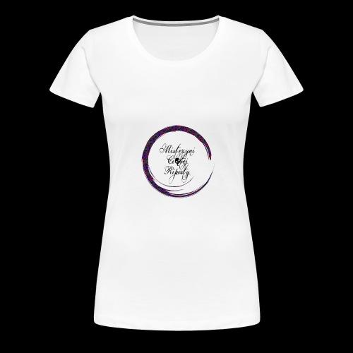 Własny Projekt - Koszulka damska Premium