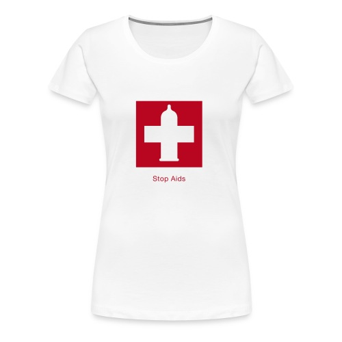 aids 2 - Frauen Premium T-Shirt