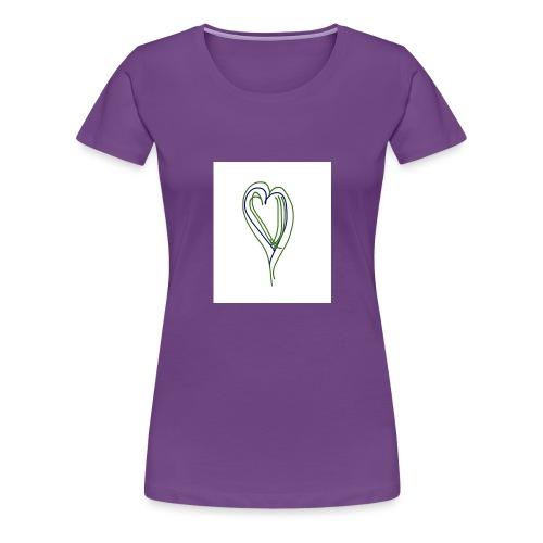 Corazon - Camiseta premium mujer