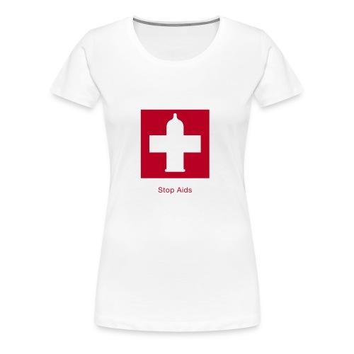aids 2 - Frauen Premium T-Shirt