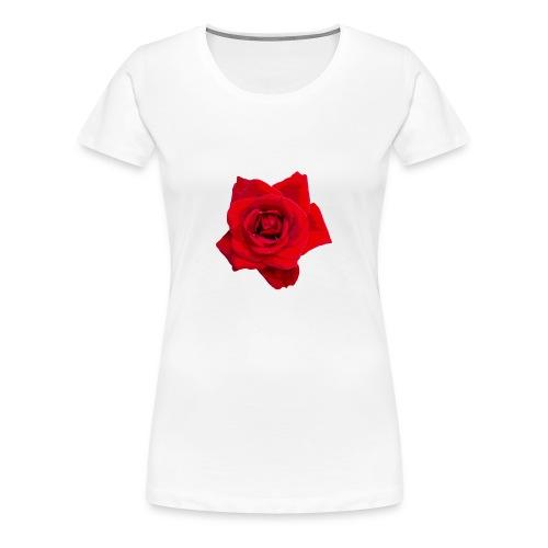 Red Roses - Koszulka damska Premium