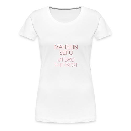 MY Bro - Women's Premium T-Shirt