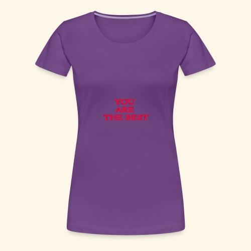 best 717611 960 720 - Dame premium T-shirt