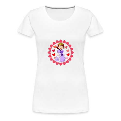 princessapril - Camiseta premium mujer