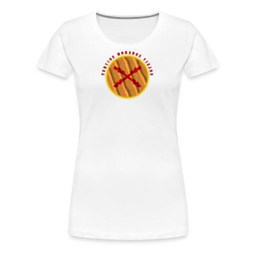 Tercios Morados VIejos - Camiseta premium mujer