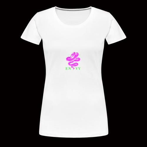 ENVY SNAKE - Women's Premium T-Shirt