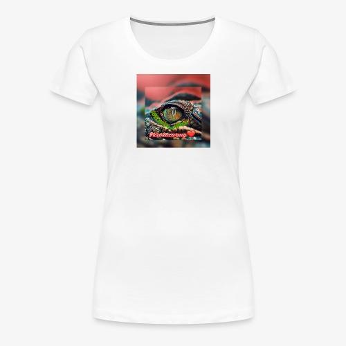 187_krokoz_official - Frauen Premium T-Shirt