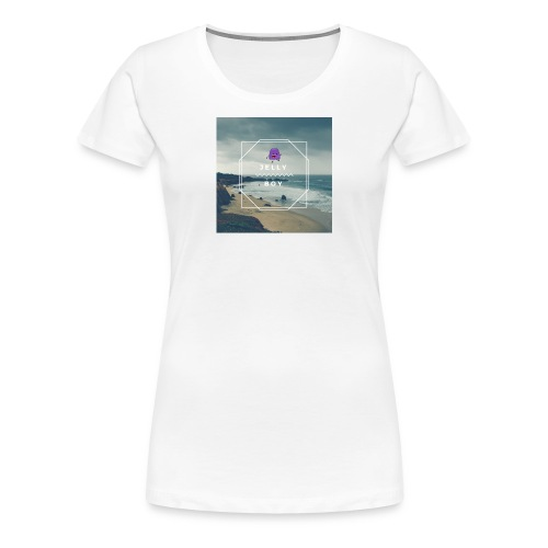 Indistinct Album Merchandise - Women's Premium T-Shirt