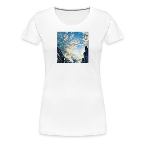 CIELO - Camiseta premium mujer