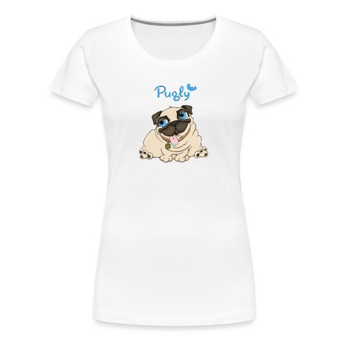 Doughnut - Premium-T-shirt dam