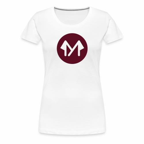 ARAMOODO LOGO - T-shirt Premium Femme