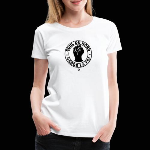 La soul du Nord ! - T-shirt Premium Femme