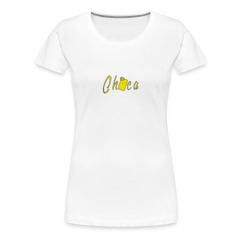 Premium Logo - Women's Premium T-Shirt